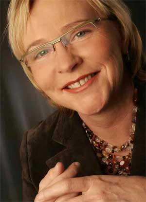 Ursula Zelzer-Lenz,  Ansprechpartnerin für die Steiermark